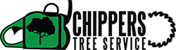 Chippers Tree Service Logo